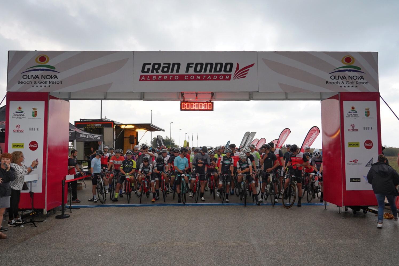 Cancelada la Gran Fondo Alberto Contador del 26 de septiembre