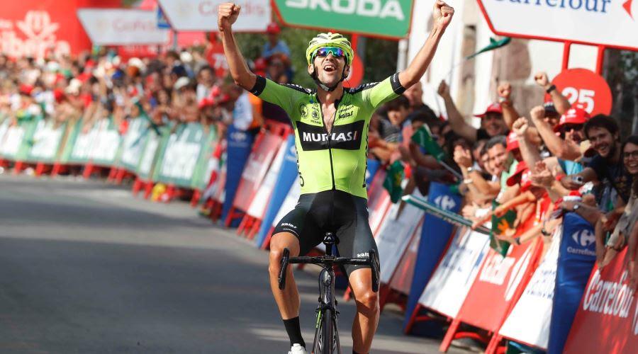 Cycling: Vuelta España 2019 / Tour of Spain 2019/ La Vuelta/ Etapa 11/ Stage 11/