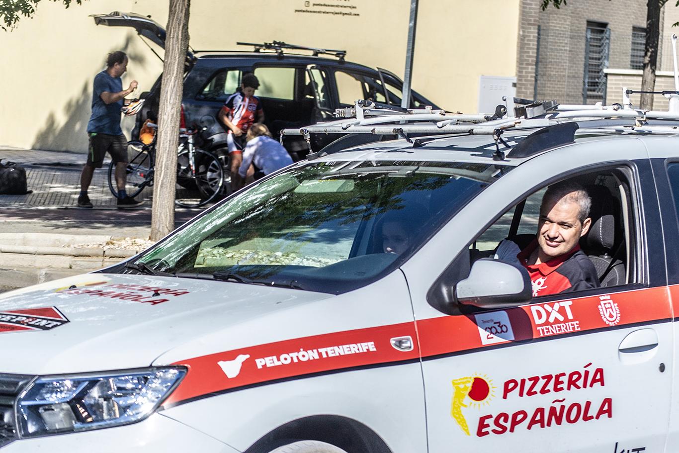 Pizzería Española seguirá un año más apoyando al ciclismo élite y sub23