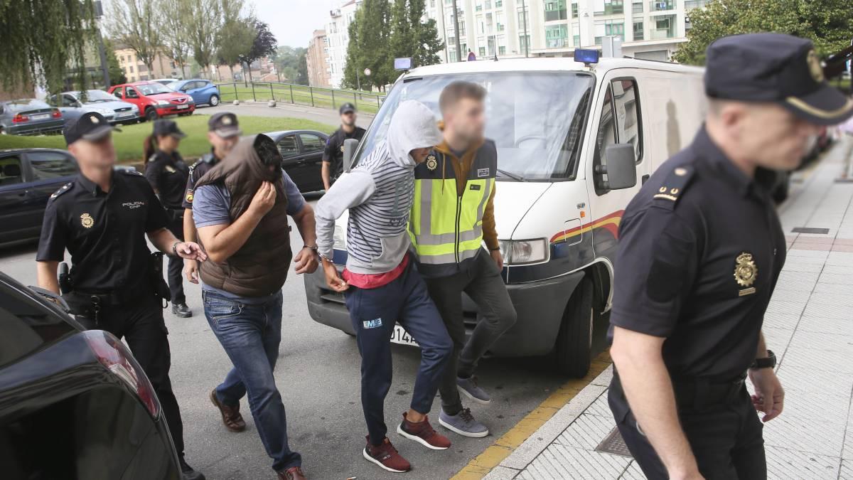 Seis detenidos en Asturias en una operación antidopaje.