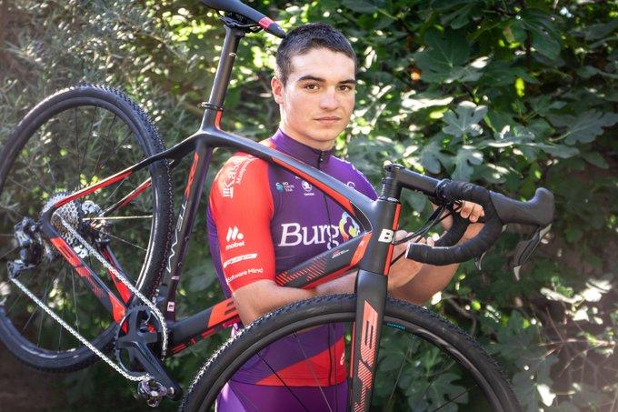Carlos Canal pasa al profesionalismo con el Burgos BH.