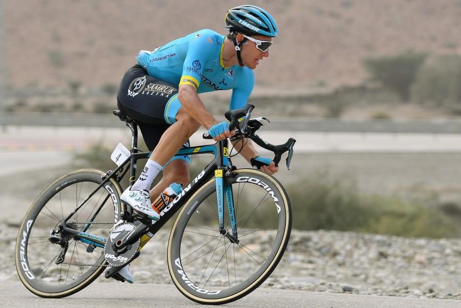 Yevgeniy Gidich cumplirá su tercera temporada en el Astana.