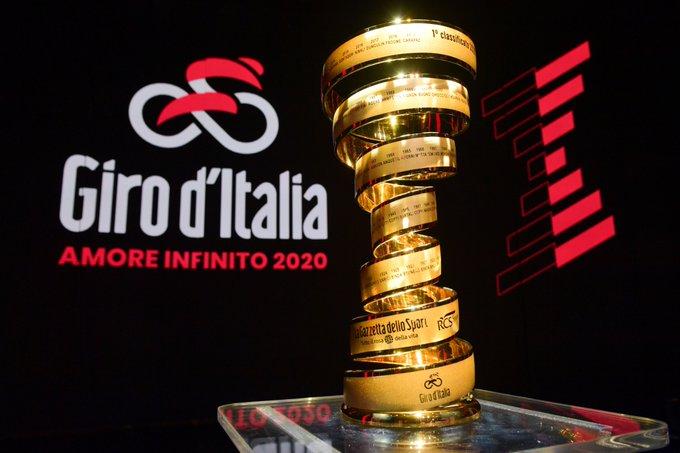 El Giro de Italia presentó su recorrido para 2020.