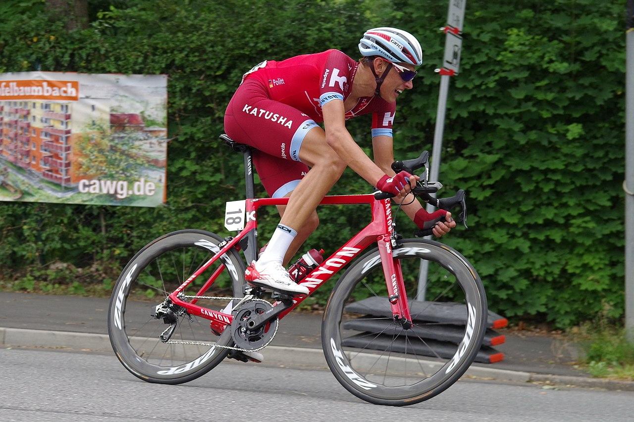 Politt ha firmado un año con el Israel Cycling Academy.