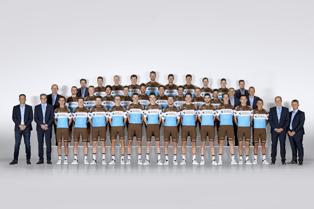 AG2R La Mondiale 2020.
