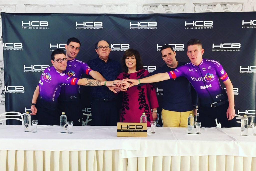 Maillot Burgos BH Temporada 2020