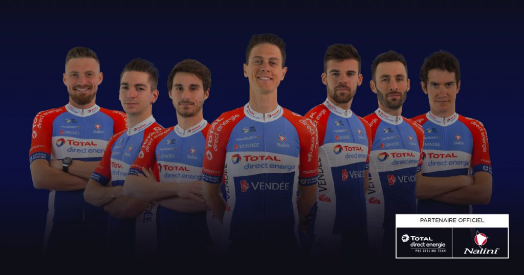 Total Direct Energie Maillot 2020