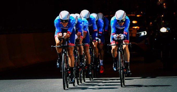 El equipo francés está invitado a todas las carreras World Tour.