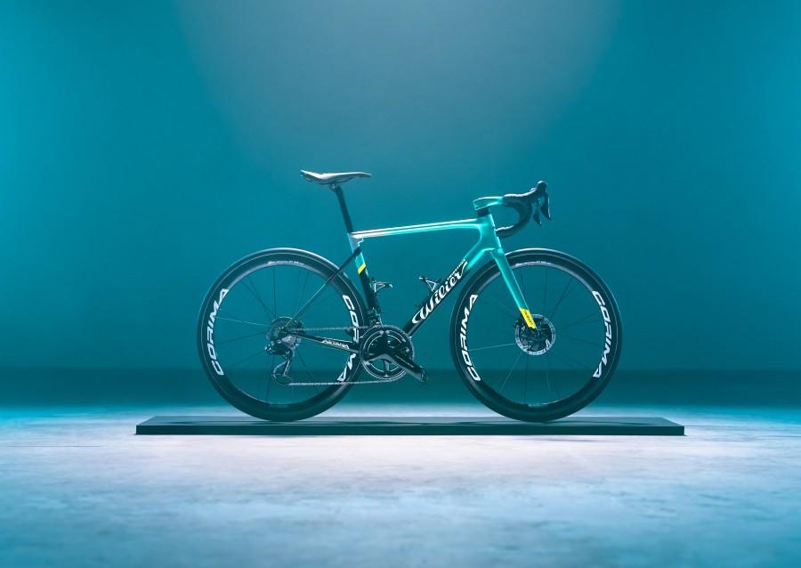 El Astana usará a partir de 2020 las bicicletas Wilier Triestina.