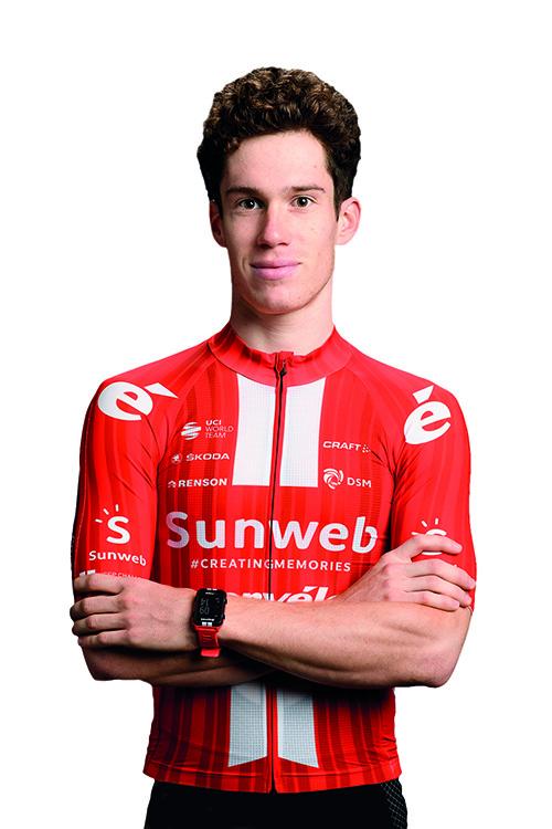 Alberto Dainese Team Sunweb 2020