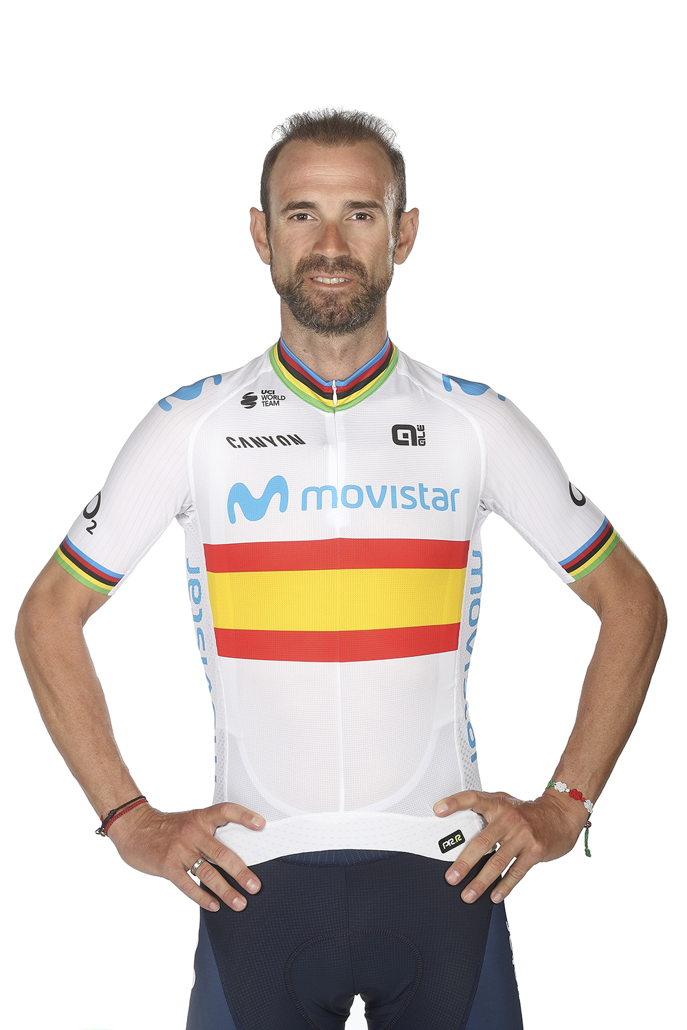 Alejandro Valverde Movistar Team 2020
