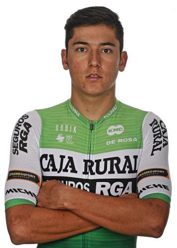 Alejandro Osorio Caja Rural 2020