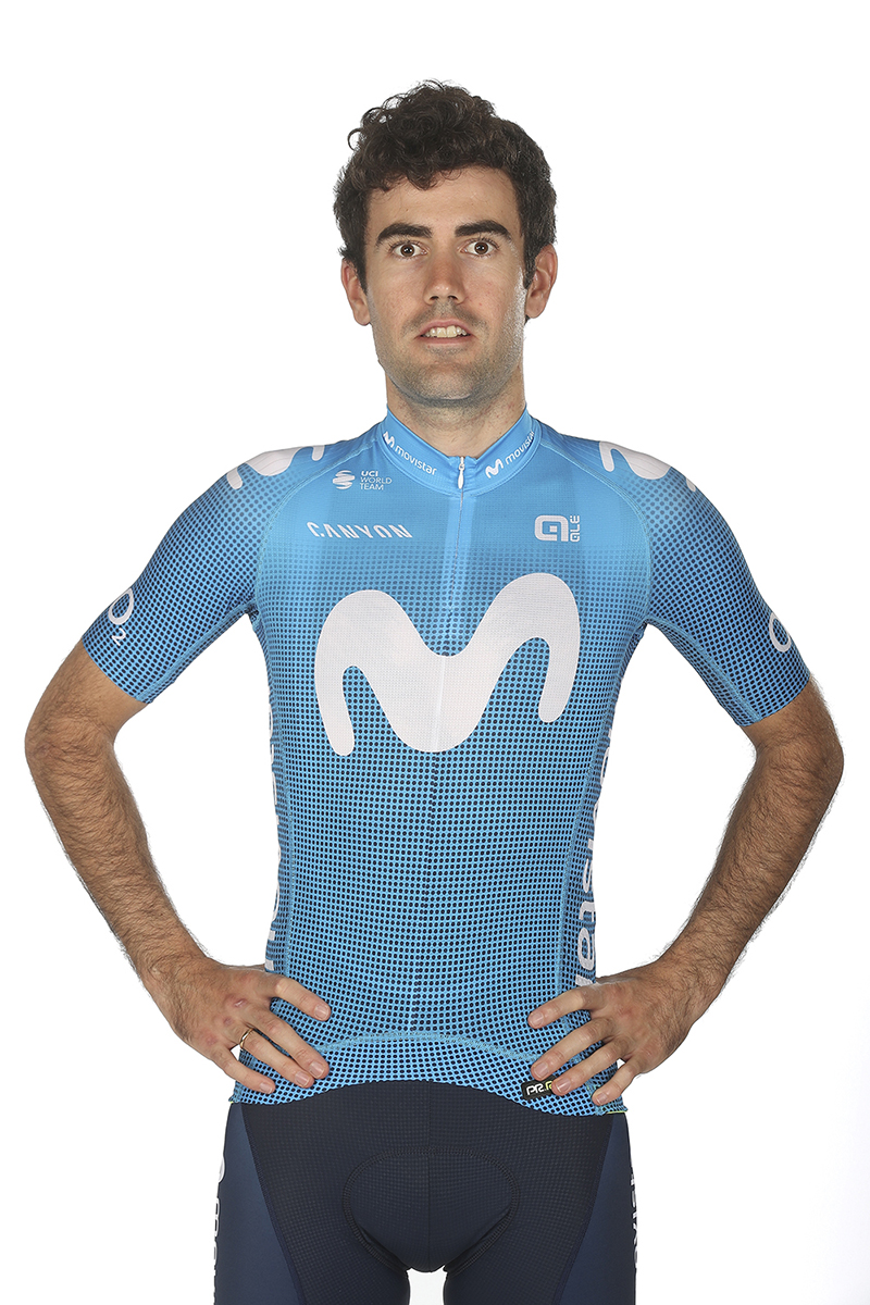 Antonio Pedrero Movistar Team 2020