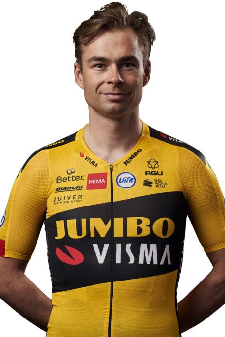 Bert Jan Lindeman Jumbo Visma 2020