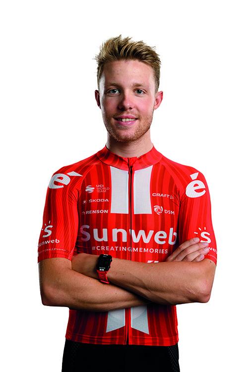 Casper Pedersen Team Sunweb 2020