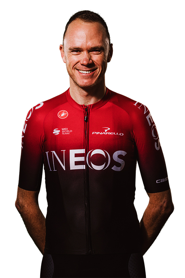 Chris Froome Team Ineos 2020