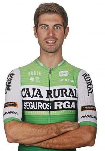 Cristian Rodriguez Caja Rural 2020
