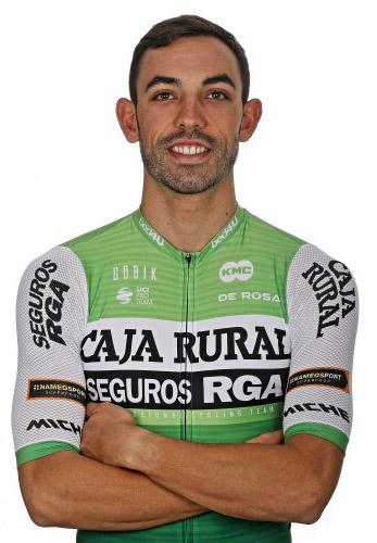 David Gonzalez Caja Rural 2020