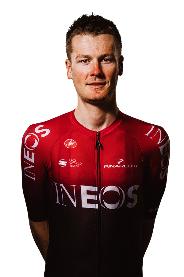 Dylan Van Baarle Team Ineos 2020