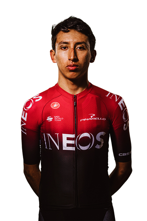 Egan Bernal Team Ineos 2020