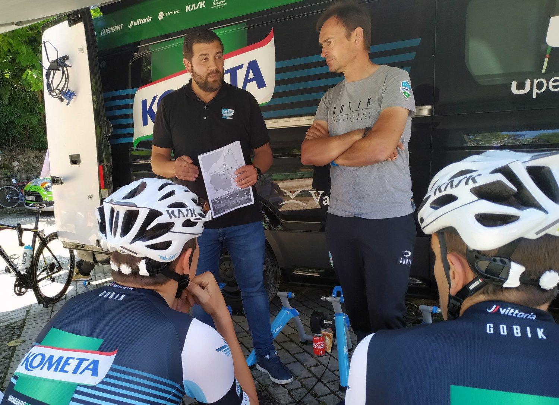 """Félix García Casas: """"Este año tenemos especial ilusión en poder tomar parte en el Tour de Dinamarca"""""""