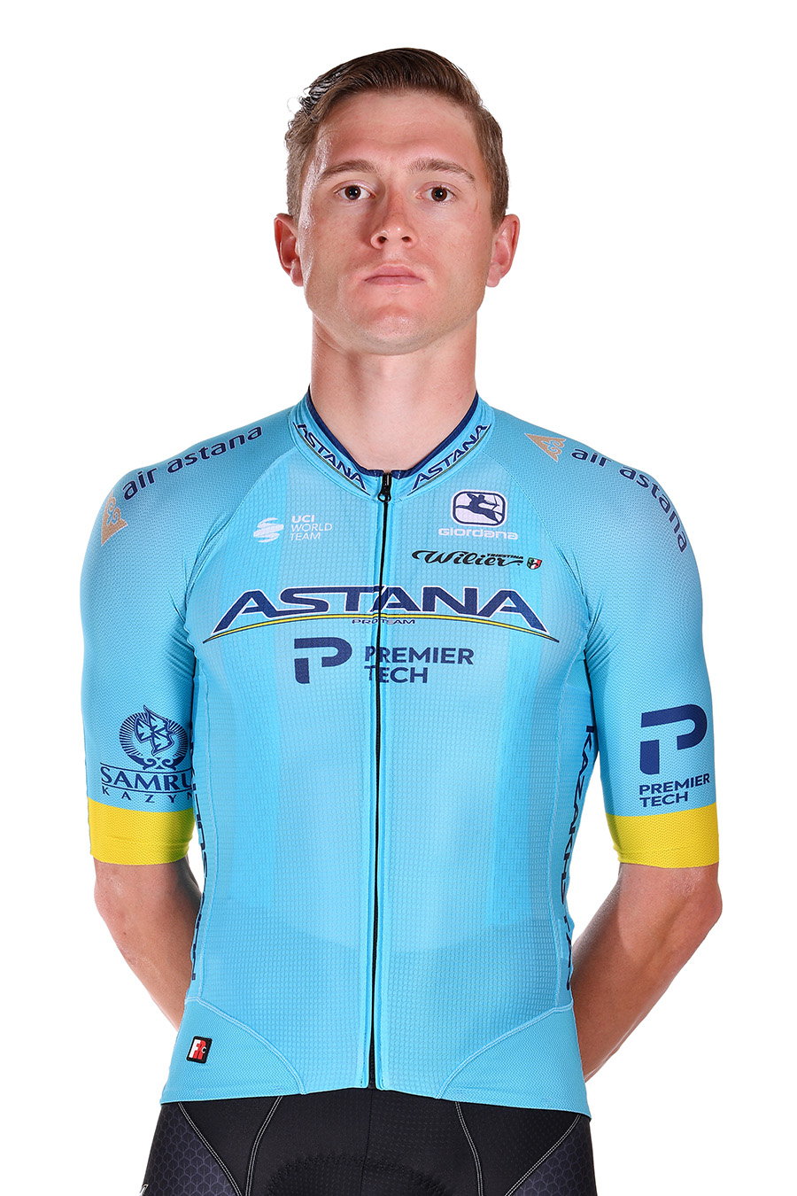 Yevgeniy Gidich Astana 2020