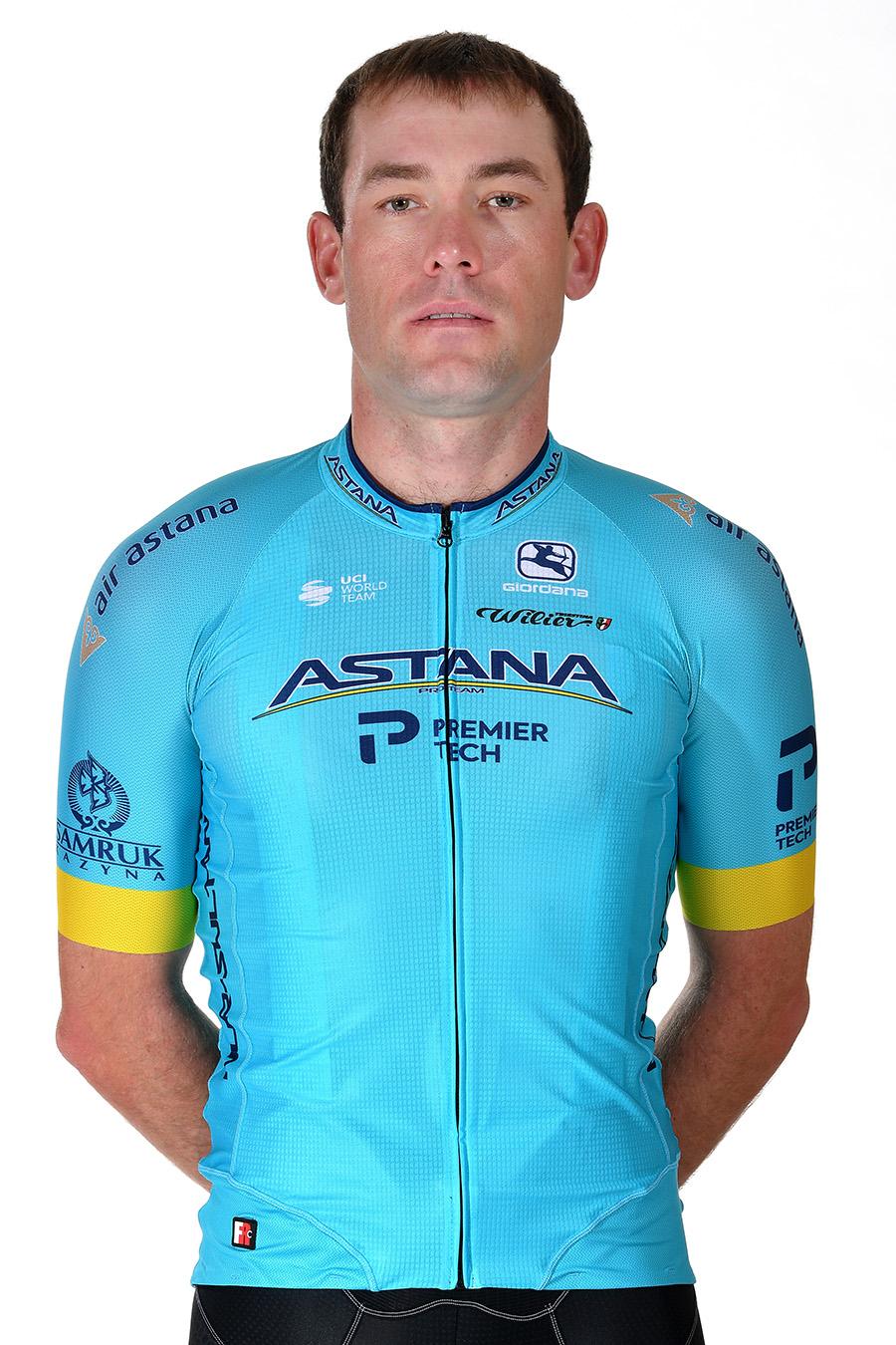 Dmitriy Gruzdev Astana 2020