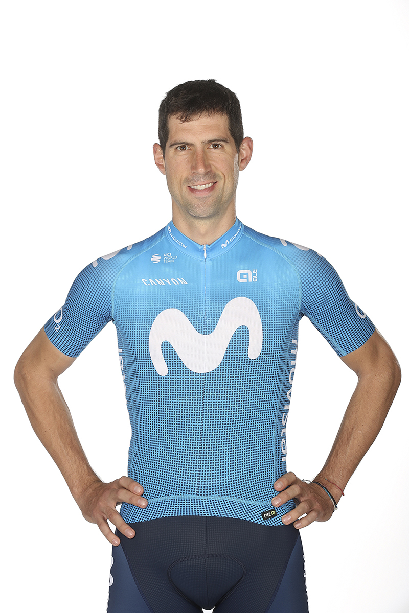 Imanol Erviti Movistar Team 2020