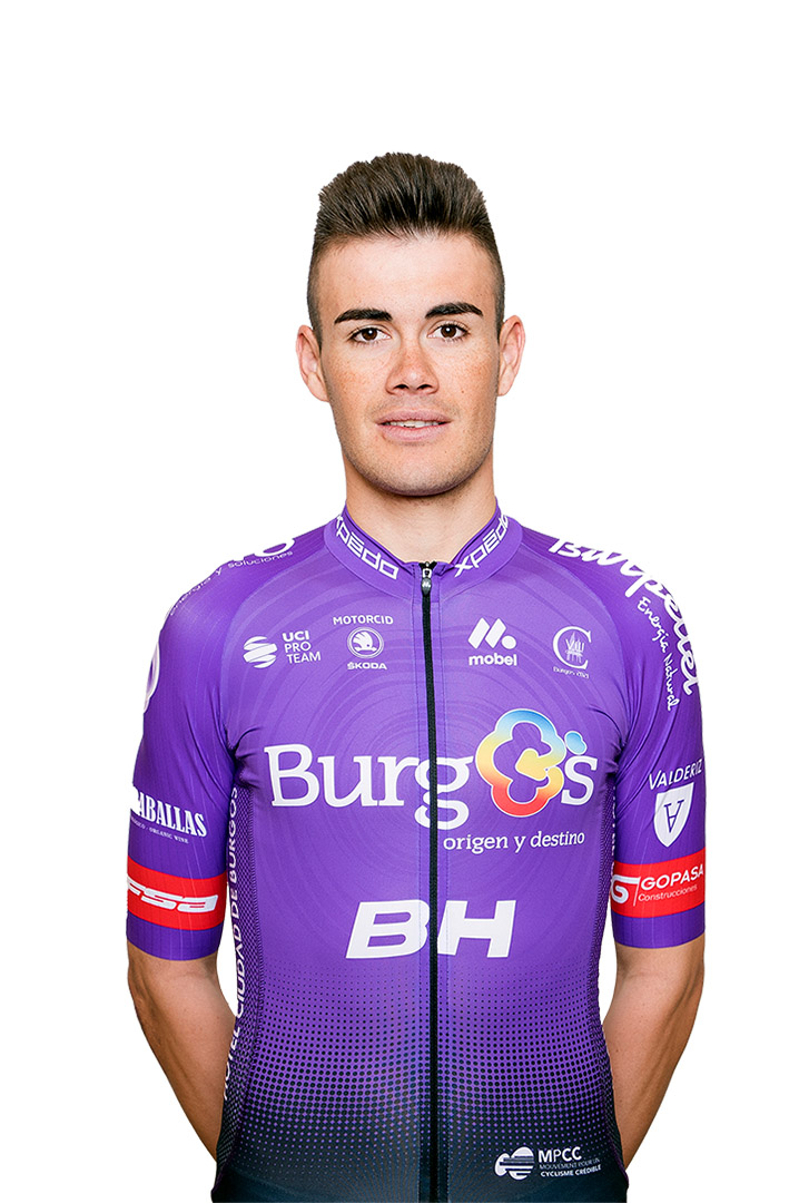 Isaac Canton Burgos BH