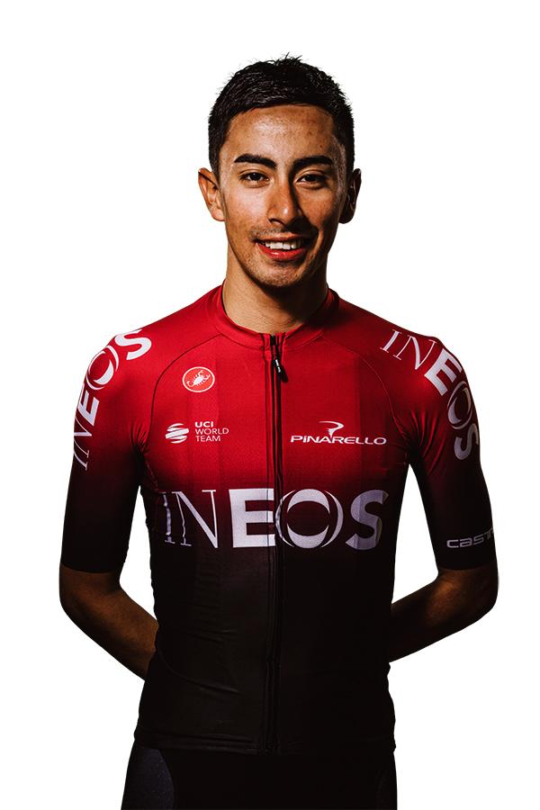 Ivan Sosa Team Ineos 2020