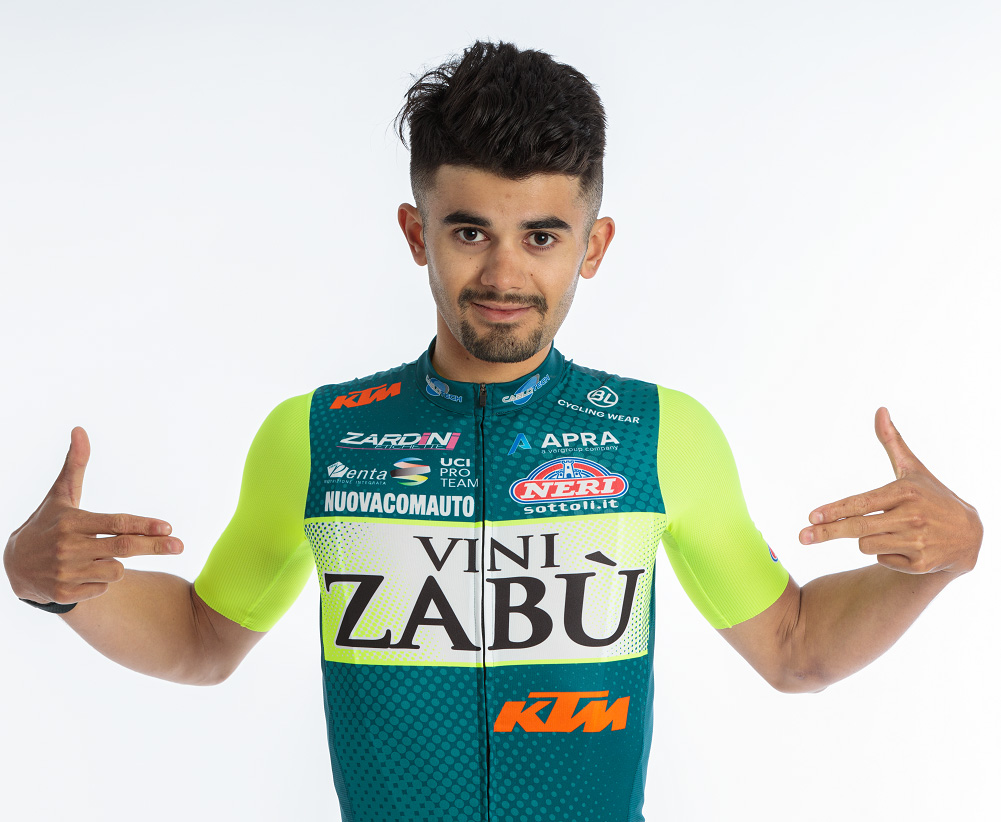 James Mitri Vini Zabù - KTM