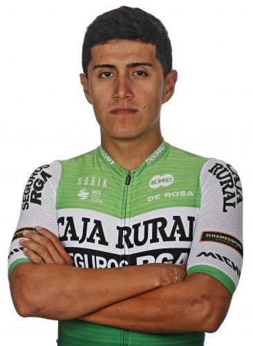 Jhojan Garcia Caja Rural 2020