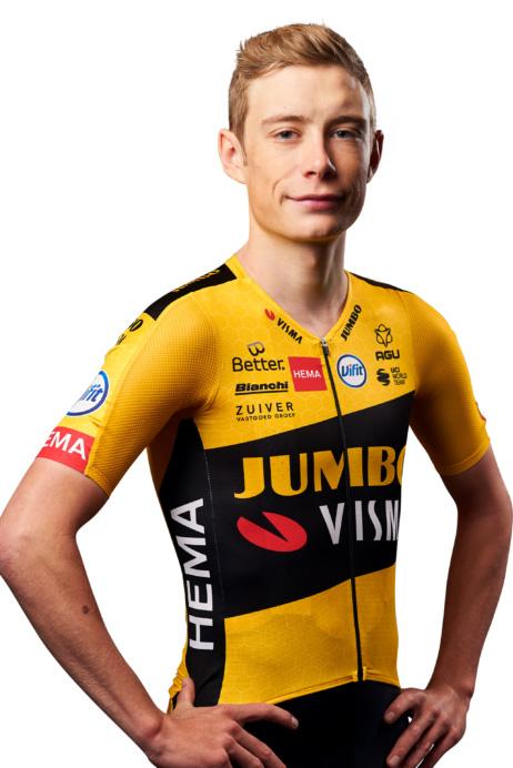 Jonas Vingegaard Jumbo Visma 2020