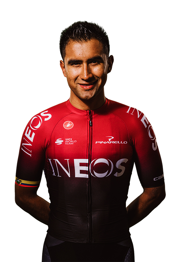 Jonathan Narvaez Team Ineos 2020