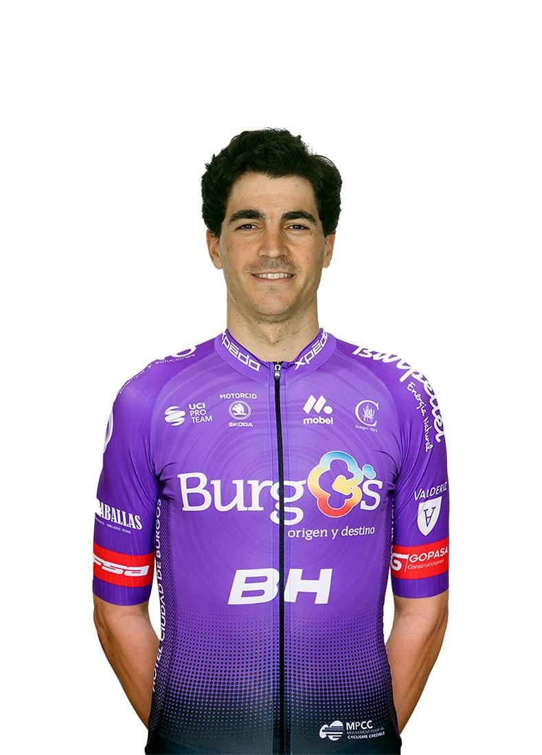 Jorge Cubero BurgosBH