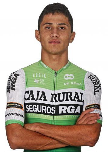 Juan Fernando Calle Caja Rural 2020