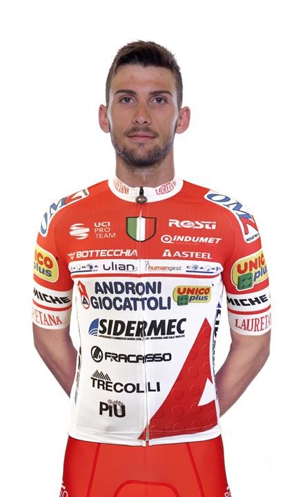 Mattia Frapporti Androni 2020