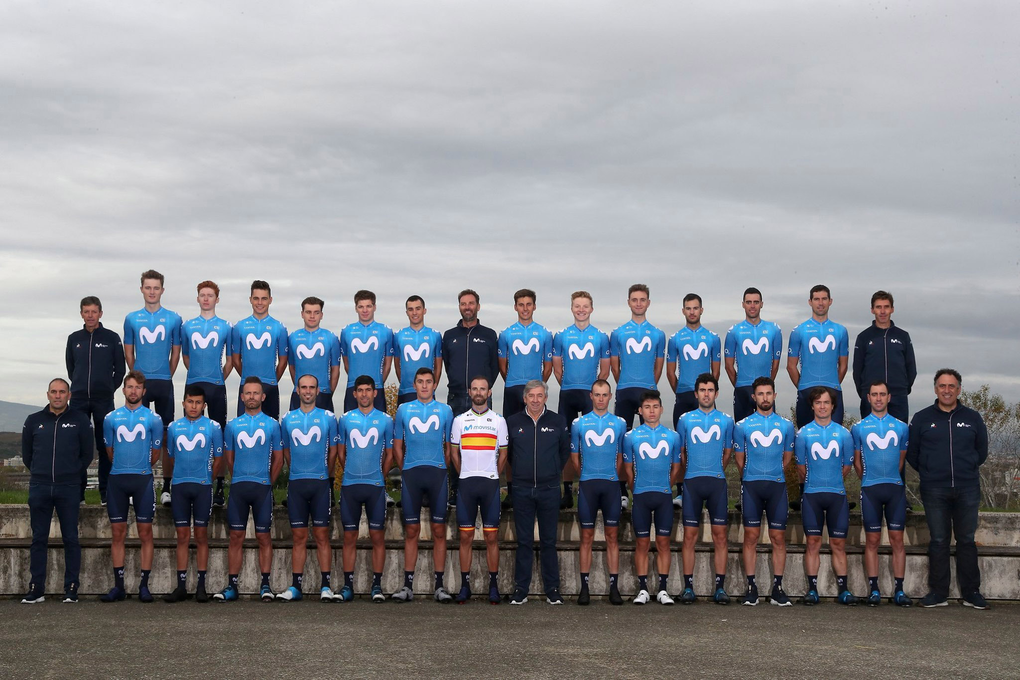 Movistar Team temporada 2020