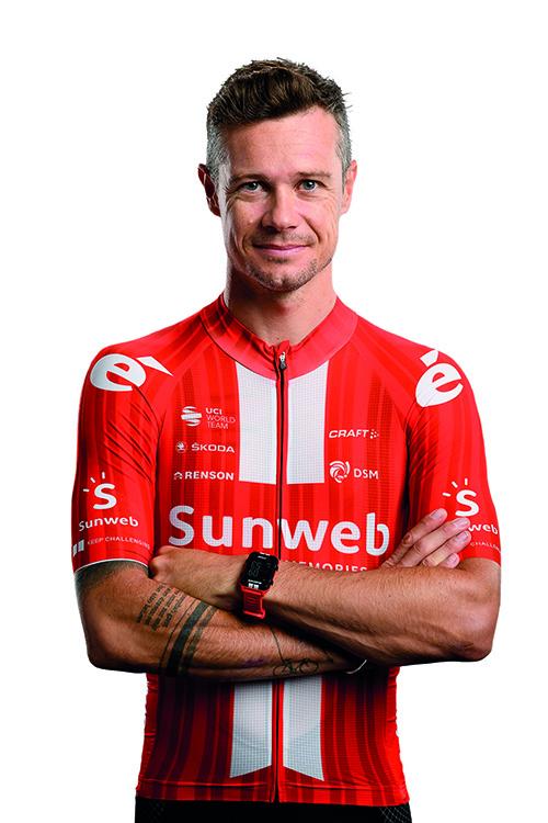 Nicholas Roche Team Sunweb 2020