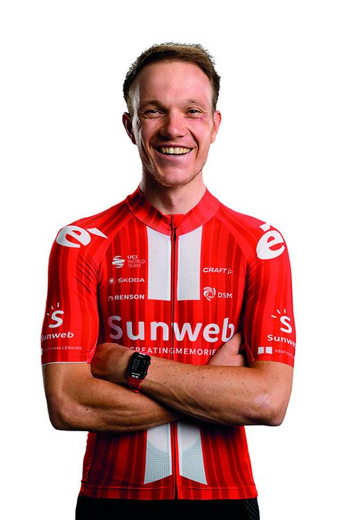 Nikias Arndt Team Sunweb 2020