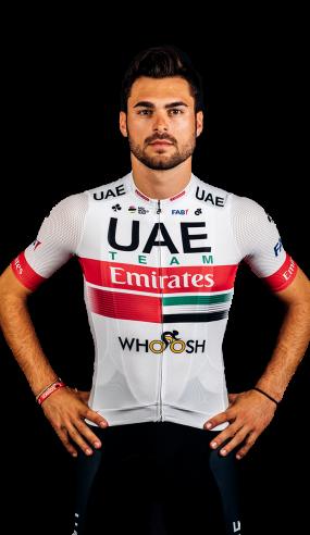 Oliviero Troia UAE Team 2020