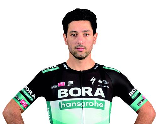 Oscar Gatto BORA 2020