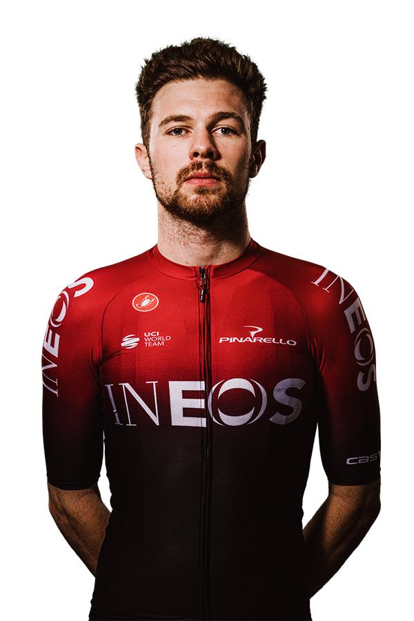 Owain Doull Team Ineos 2020