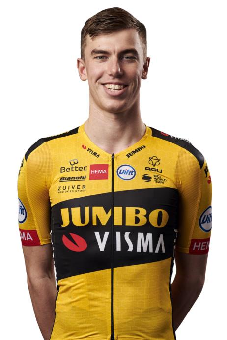 Pascal Eenkhoorn Jumbo Visma 2020