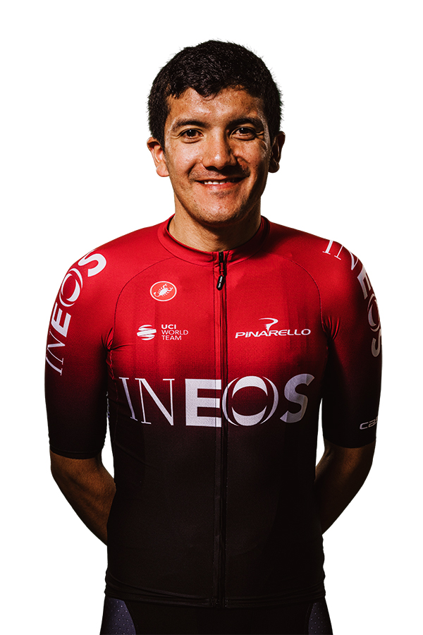 Richard Carapaz Team Ineos 2020