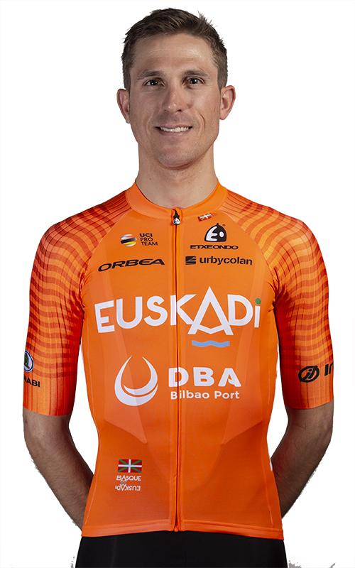 Rubén Fernández Fundación Euskadi 2020