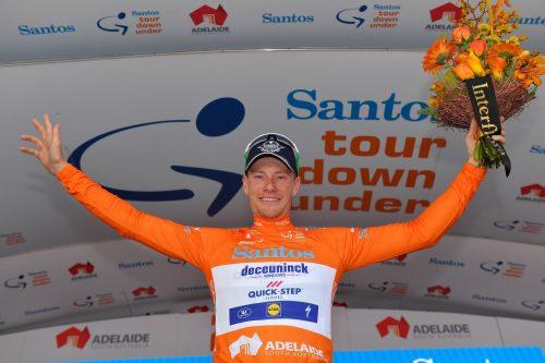 Clasificación etapa 1 Tour Down Under