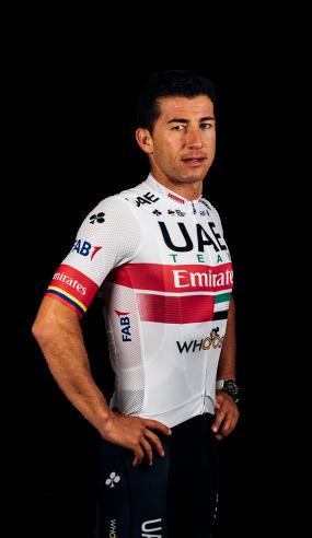 Sergio Henao UAE Team 2020