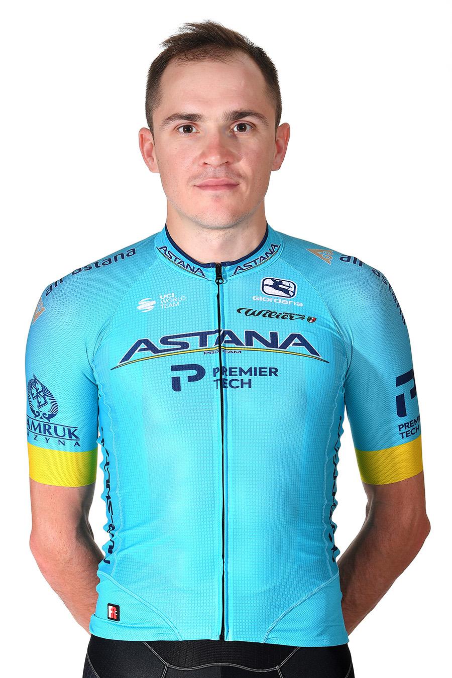 Nikita Stalnov Astana 2020