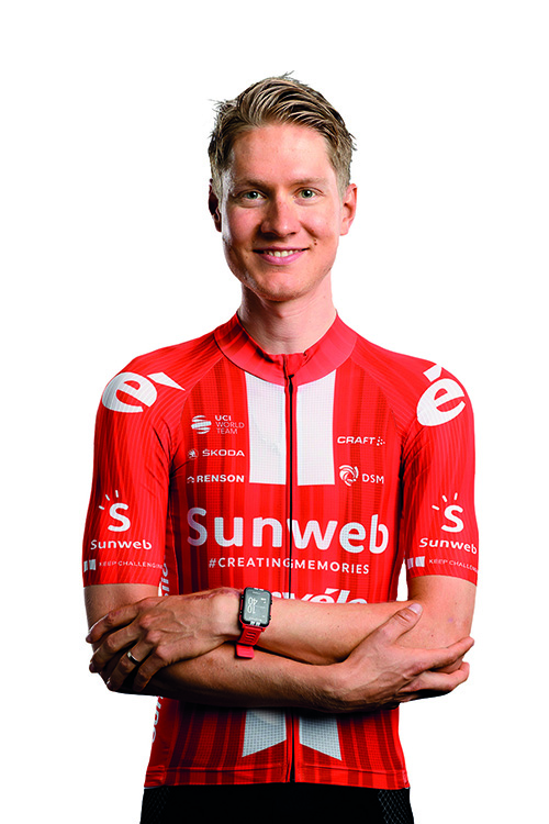 Wilco Kelderman Team Sunweb 2020